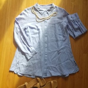 Soft Surroundings Lilac Tunic